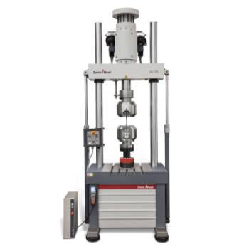 Fatigue testing machine / dynamic / servo-hydraulic